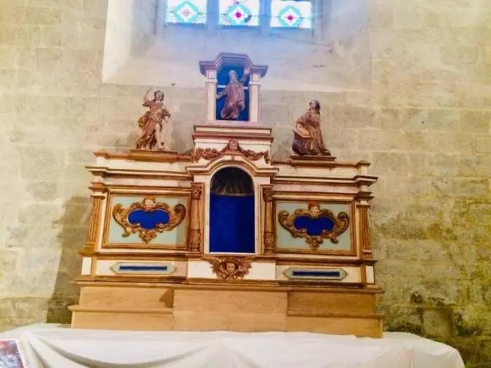 Chapelle Notre Dame de l'Olm Salviac