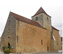 Eglise Gigouzac