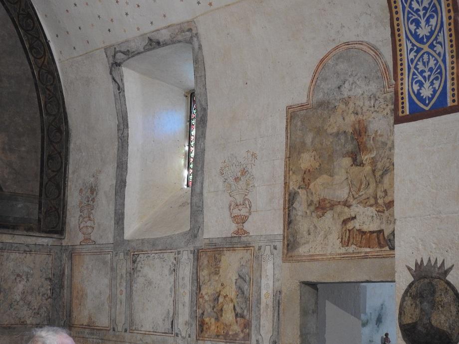 Eglise Sain-Sernin de Cazes