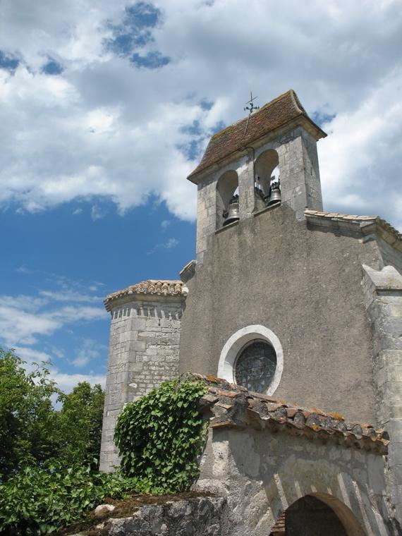 Eglise Saint-Michel - Villesèque
