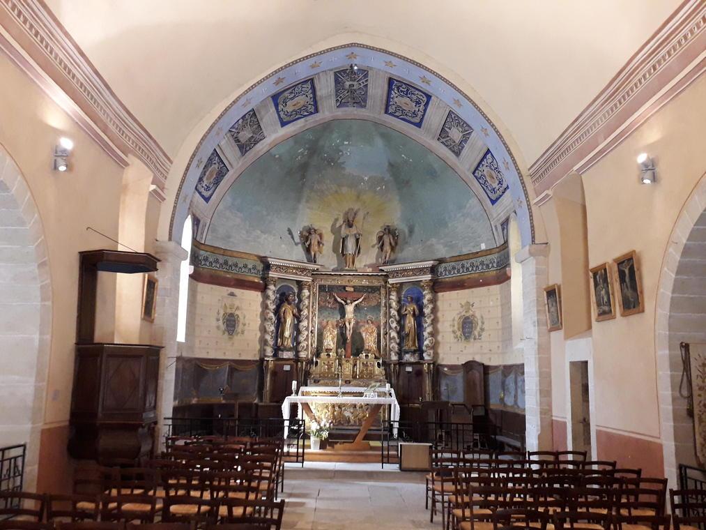 Eglise paroissiale de Saint-Médard