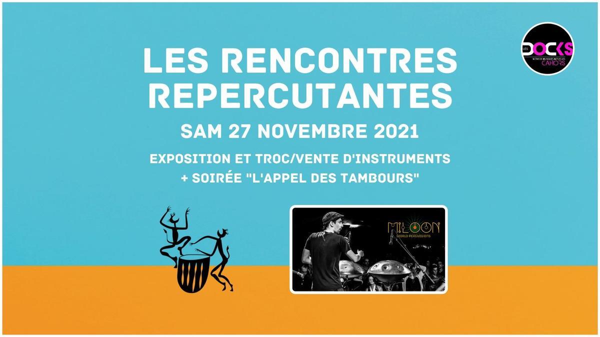 Expo & soirée Appel des Tambours