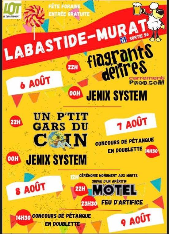 Fête à Labastide