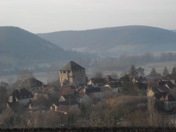 Visite de l'église romane et de son clocher
