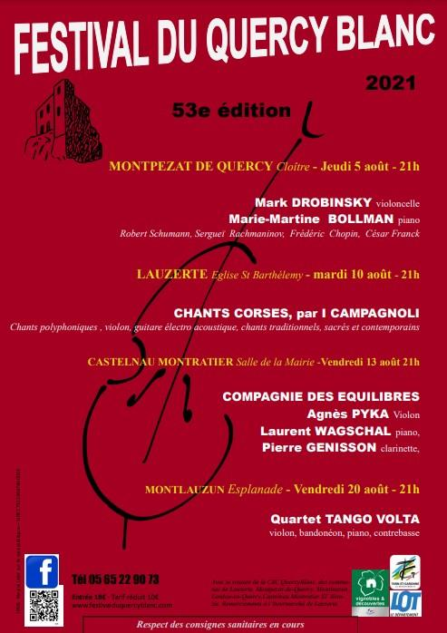 Festival Quercy Blanc 1