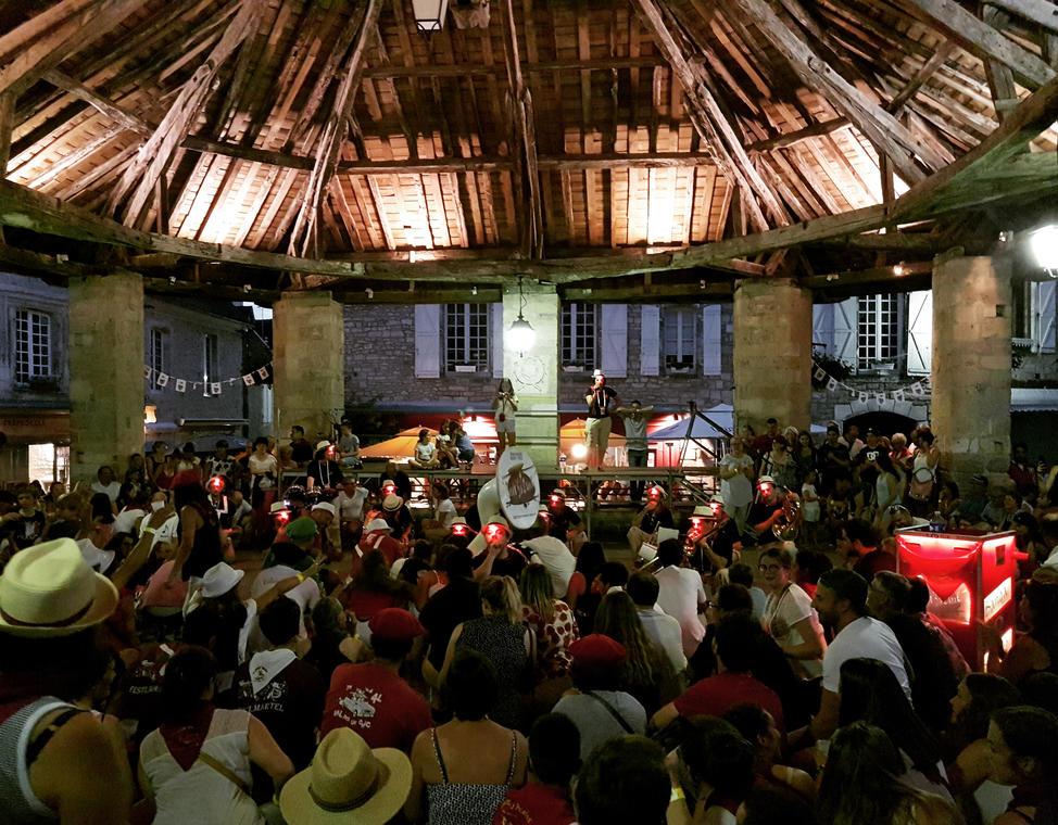 Festival de bandas de Martel © Lot Tourisme - A. Leconte 180724-111748