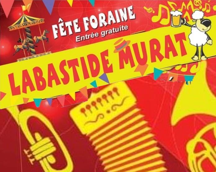 Fête Labastide-Murat 2019