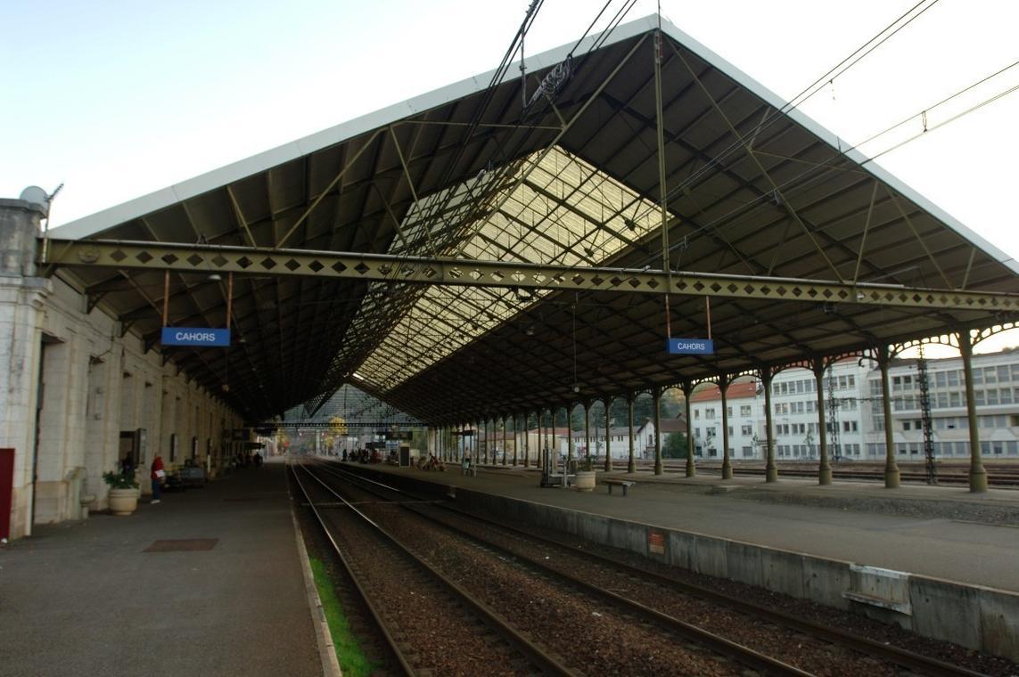 Gare de Cahors