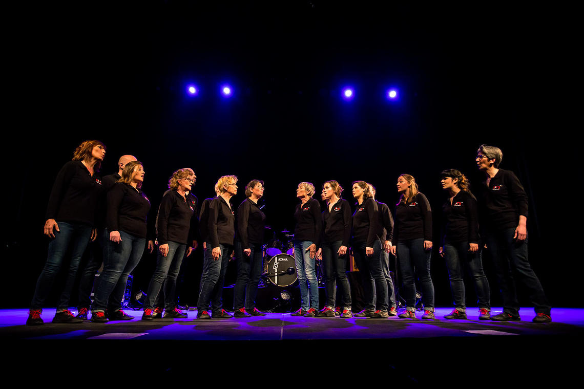 Groupe Vocal Bat's