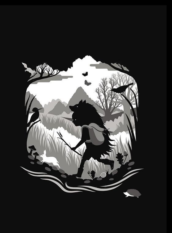 L'ours et la louve