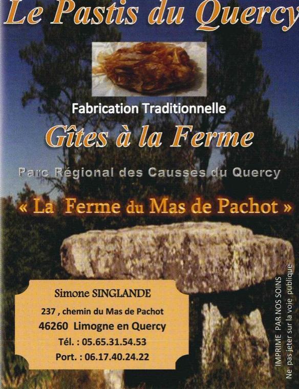 Pastis du Quercy
