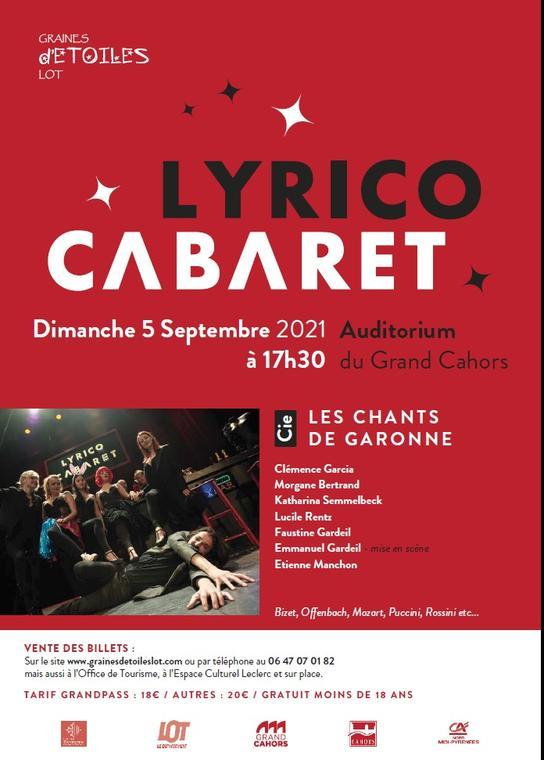 Lyrico cabaret