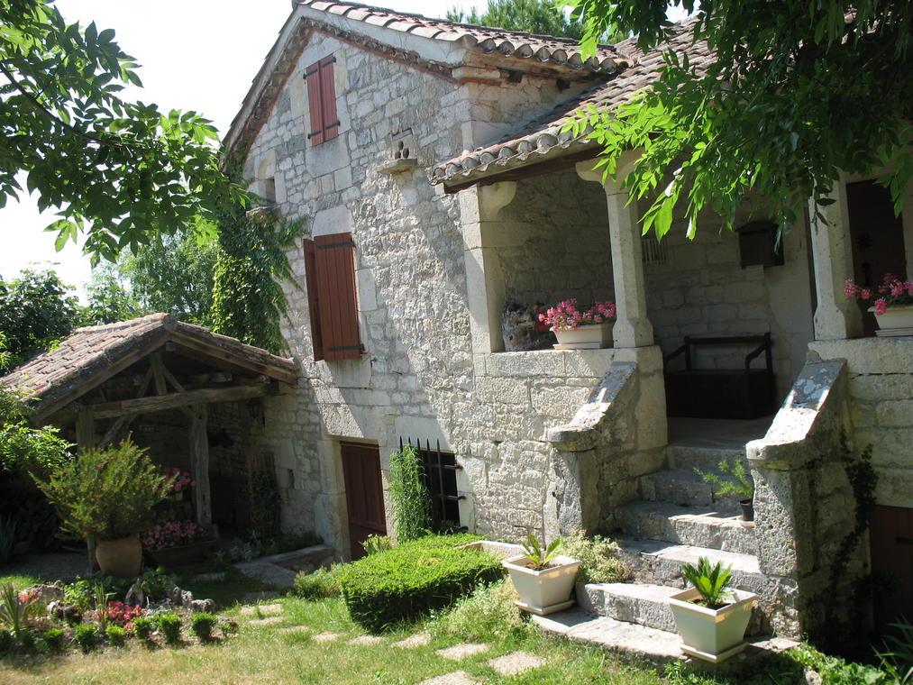 Maison Trébaïx