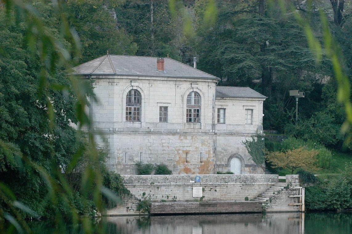 Maison de l'eau