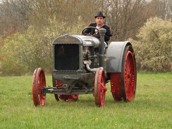 Musée Agricole et automobile de Salviac
