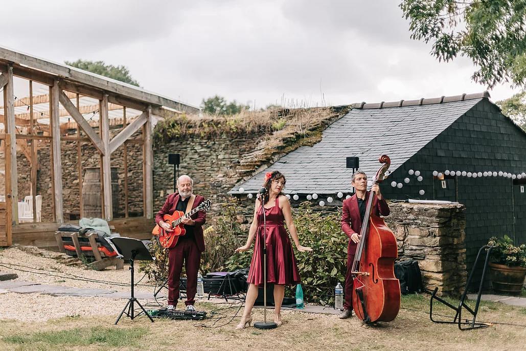 Oulala Jazz Band 1