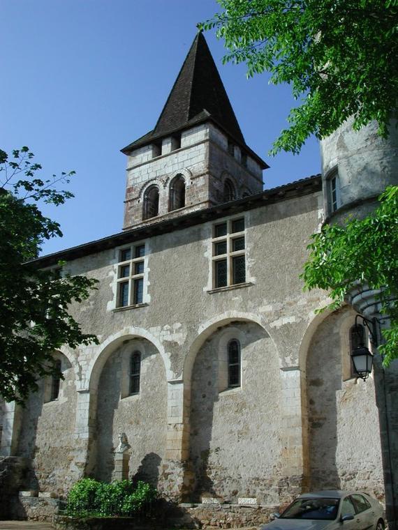 PAHCVD - Château des Doyens à Carennac