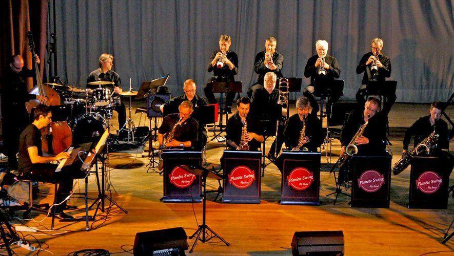 Planete Swing Big Band