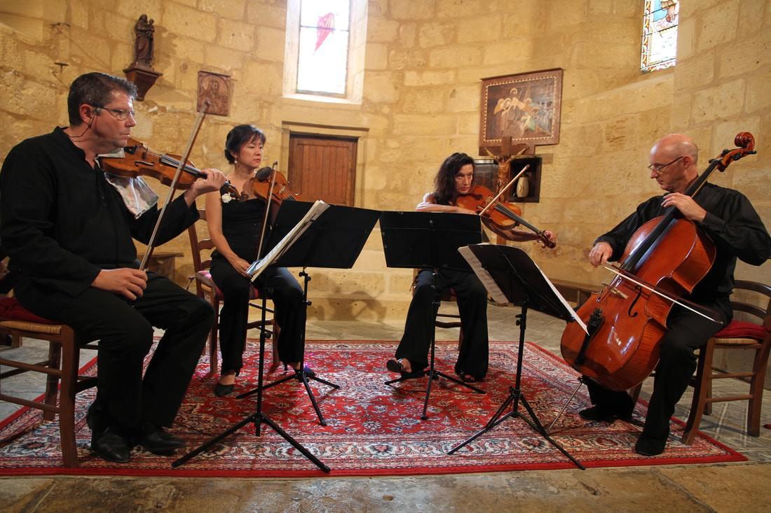 Quatuor Appassionata©JamesDelerue