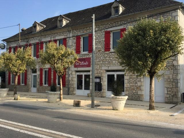 Restaurant Les Tilleuls à Souillac
