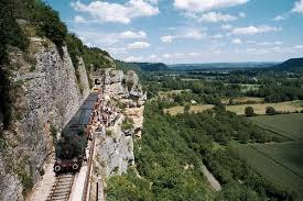 Train touristique du Haut Quercy