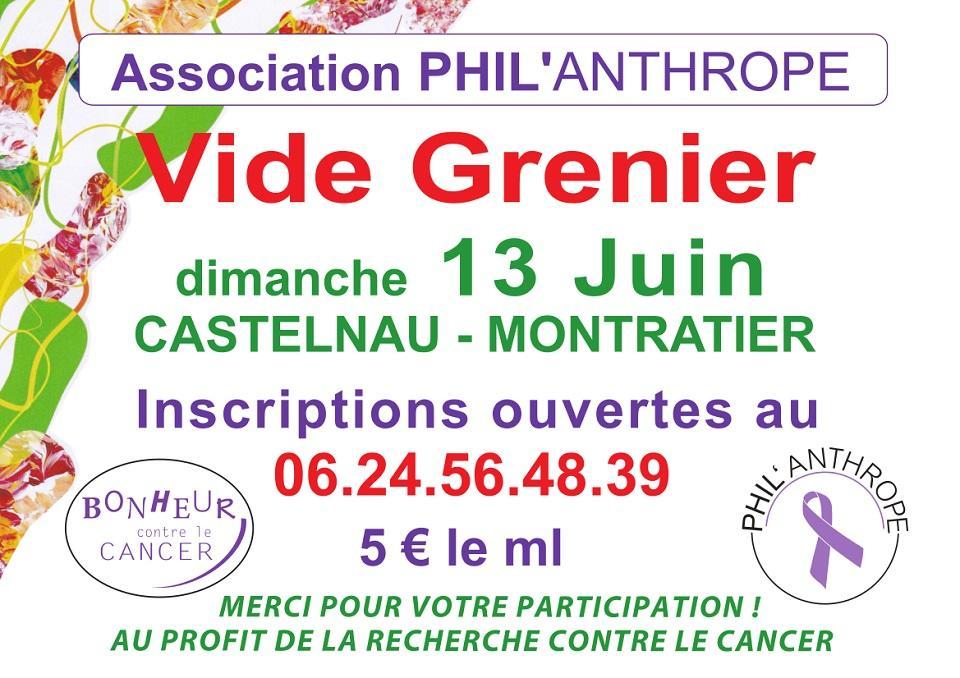 VIDE GRENIER (003)Phil'Anthrope