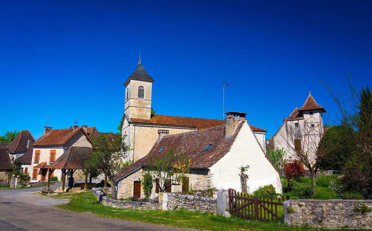 Quissac - Village