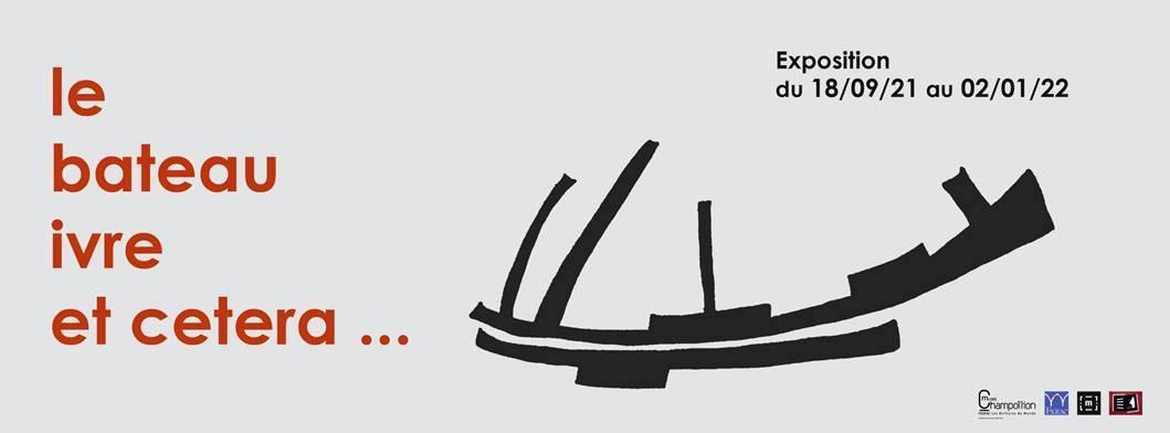 exposition bateau ivre