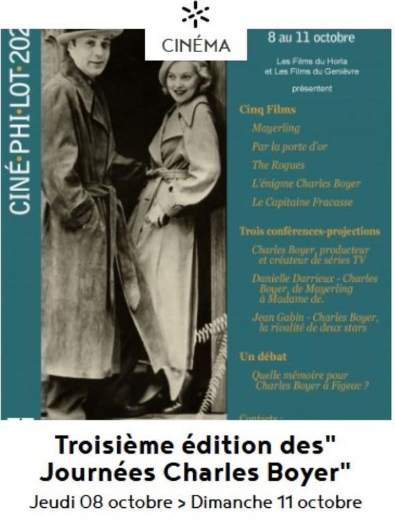 charles boyer 3ème édition