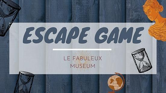 escape game fabuleux museum@plume pourpre