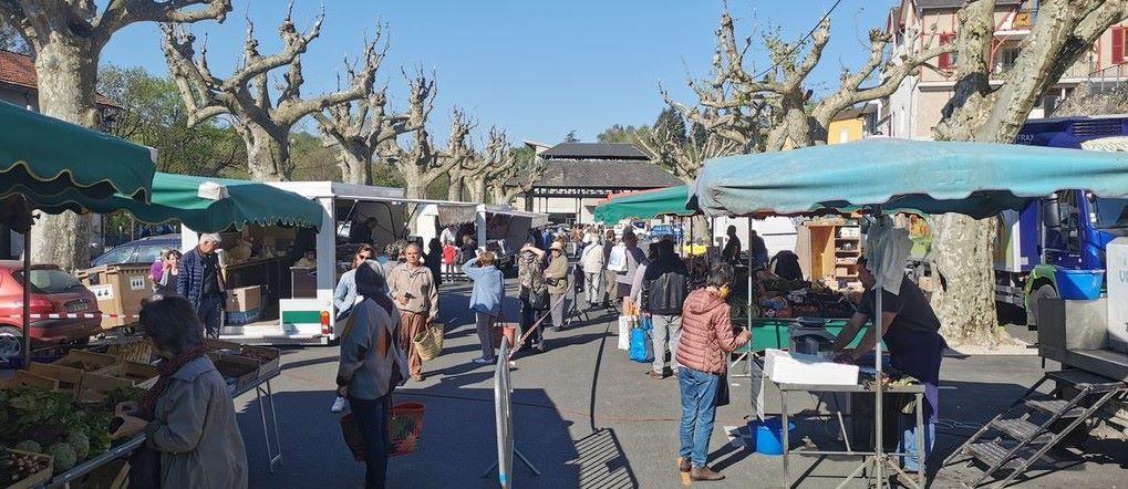 marché Bagnac-sur-célé