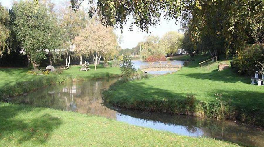 Mini-Golf Hôtellerie de Flée