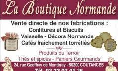Coutances_La Boutique Normande