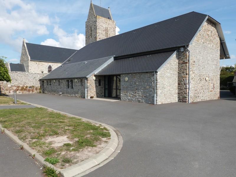 Heugueville - Salle des fêtes (1)