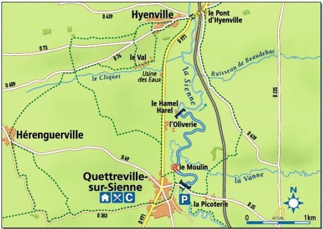 La Sienne - Quettreville sur Sienne
