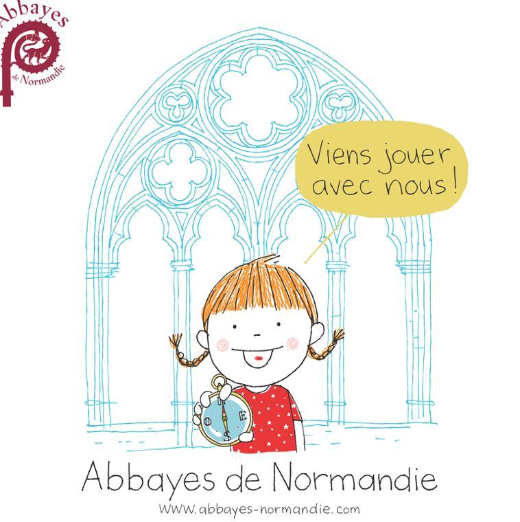 Hambye_Abbayes normandes rogné