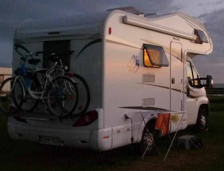 Camping Car - Photo non contractuelle