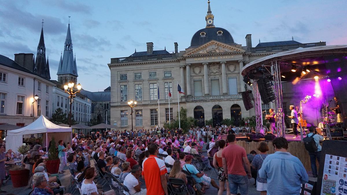 Festival des Musiques d'Ici et d'Ailleurs 2020