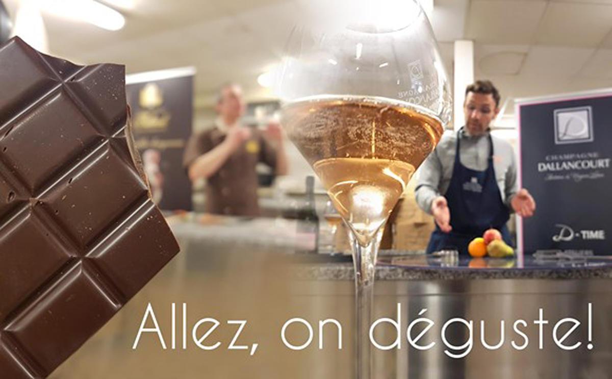 fascinant WE - chocolaterie Thibaut