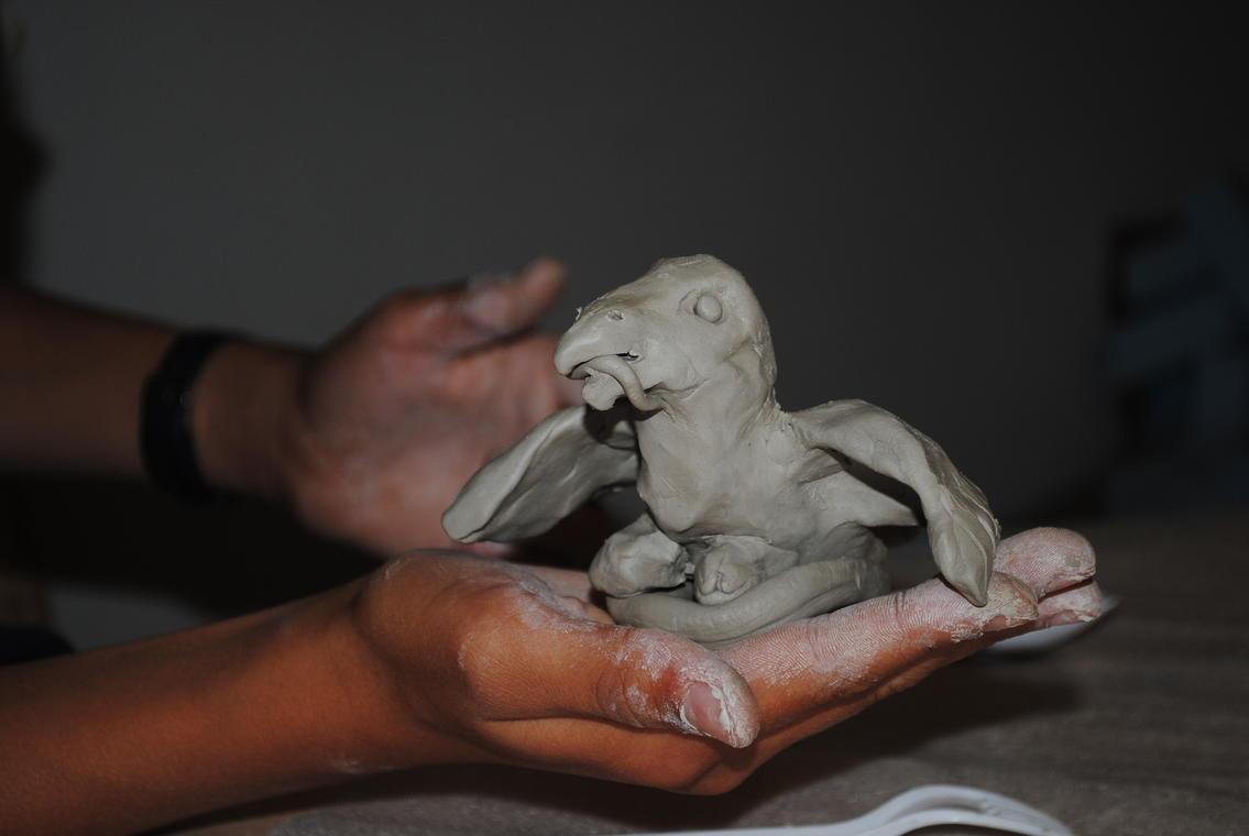 Atelier sculpteur