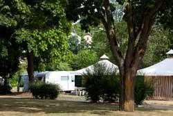 Camping Port Sainte Marie