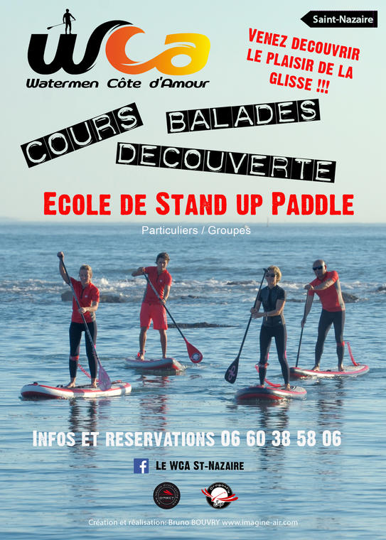WCA Paddle