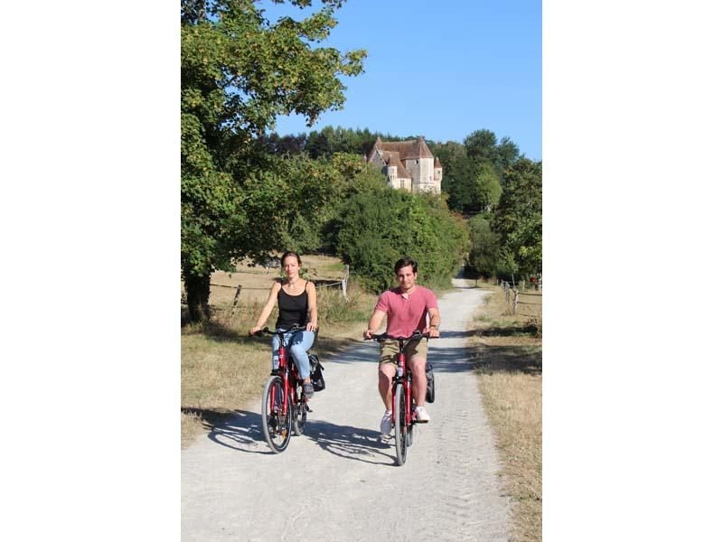 Location de vélos au Parc naturel régional du Perche
