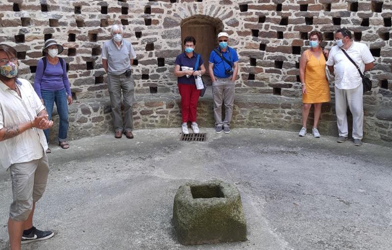 visite guidée abbaye