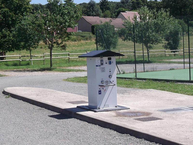 Aire de Camping Car de Saint Germain de la Coudre 800x600