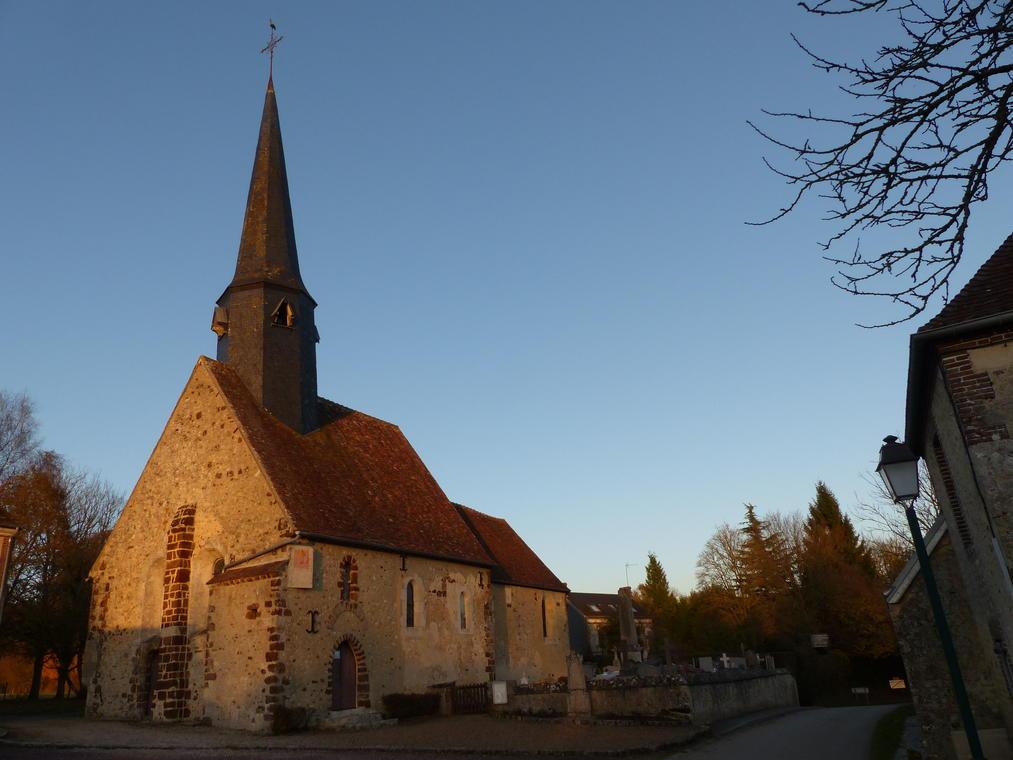 Eglise de Bivilliers