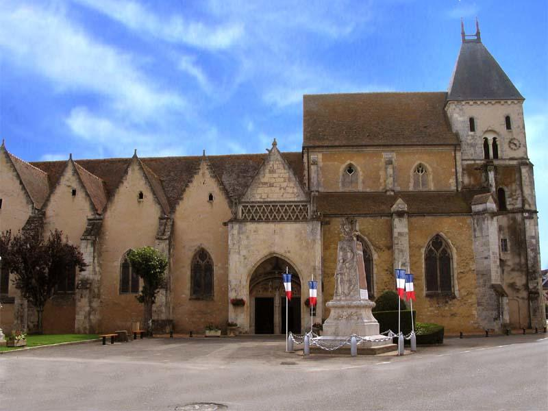 Eglise St Pierre - Ceton
