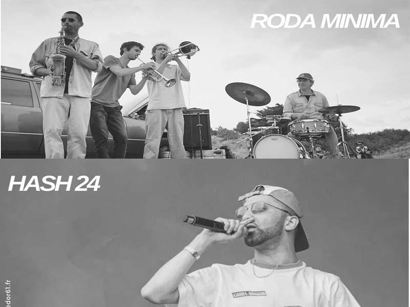 Roda Minima et Hash 24