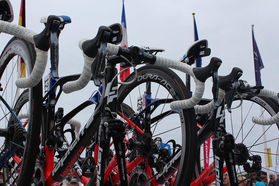 Vélo - Simon Saussaye OTI GTM
