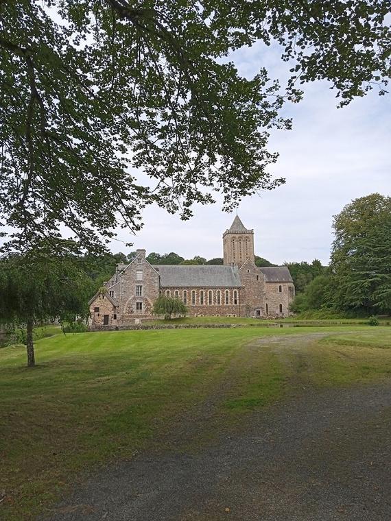 abbaye de la lucerne d'outremer JEP
